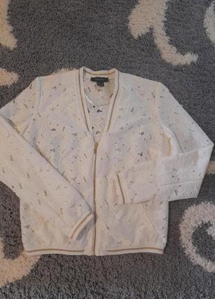 Шикарная кофта блуза кардиган