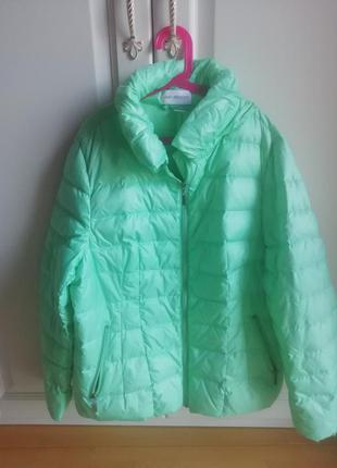 Пуховая куртка amy vermont