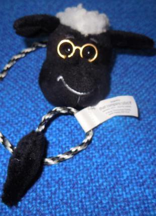 Мягкая игрушка барашек шон, игрушка-завязка, подвеска if, original gifts - creative thinking
