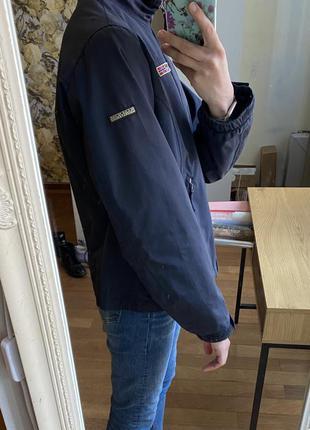 Курточка napapijri оригинал, napapijri куртка оригинал, куртка осеняя унисекс