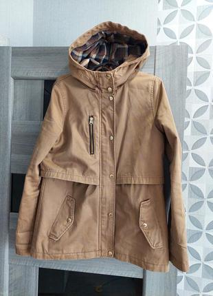 Куртка, парка, topshop