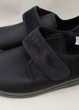 36-46 туфли ортопедические диабетические на широкую ногу fischer