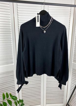 Чёрный свитер someday