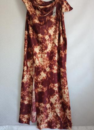 Платье - комбинация  ночнушка  батал