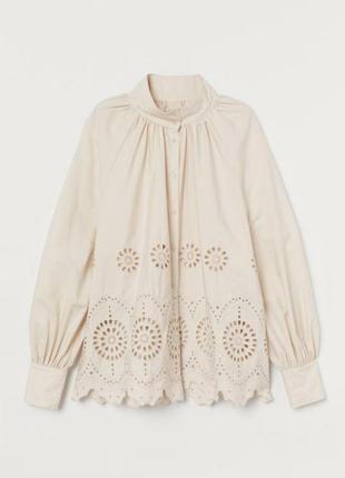 Блуза h&m шорты костюм(zara cos maje sandro massimo dutti marc cain uniqlo)