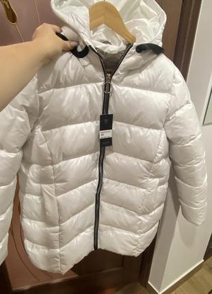 Жіноча зимова куртка , без хутра !