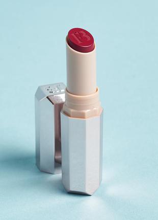 Помада fenty beauty by rihanna mattemoiselle plush matte lipstick in flamingo acid