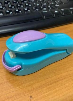 Машинка для склеювання пакетиків