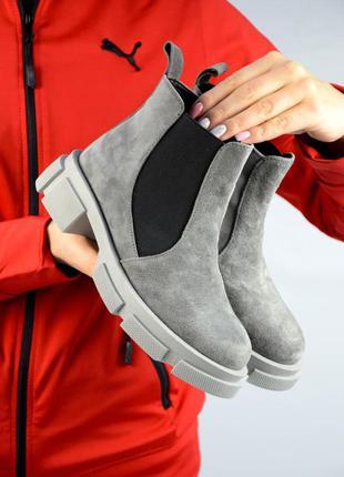 Женские ботинки, ботинки демисезонные, ботинки деми, ботиночки женские, ботинки челси