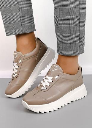 Кроссовки женские, кожаные кроссовки, кросівки жіночі, женские кроссовки кожаные, кросівки кожа
