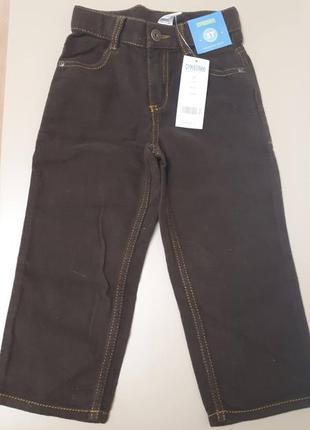 Штаны-джинсы gymboree, мягкие