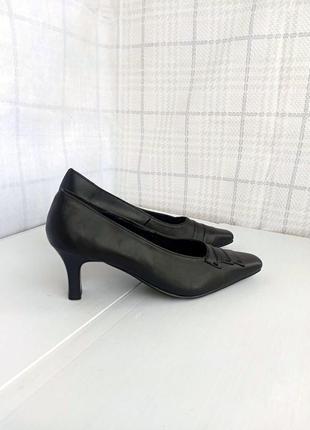 Эксклюзивные лоферы из натуральной премиальной мягкой кожи, монохромные туфли лодочки в классике