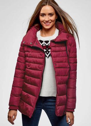 Куртка жіноча червона oodji
