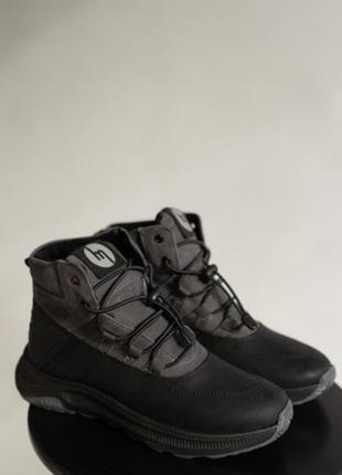 Топ🔥шикарные ботинки подростковые кожа 🔥