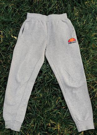 Женские спортивные штаны ellesse xs размер серые