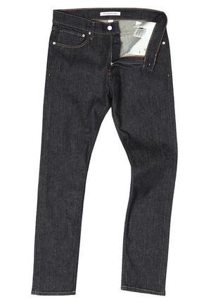 Calvin klein фирменные черные джинсы