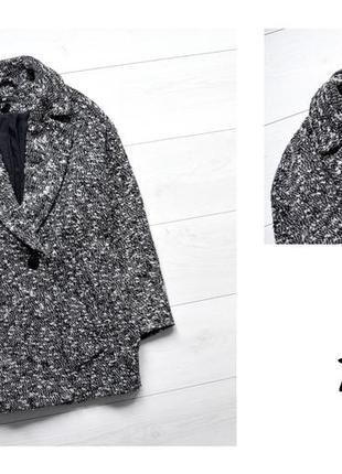 H&m boyfriend wool coat