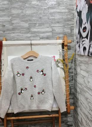 Красивый свитер primark