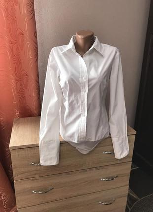 Котонова сорочка -боді lavare separatamente