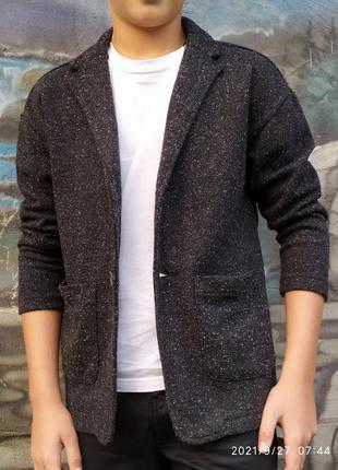 Супер стильный пиджак блейзер