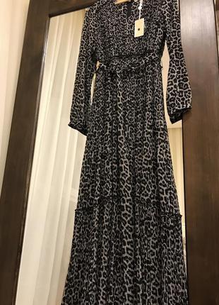 Michael kors новое платье в пол