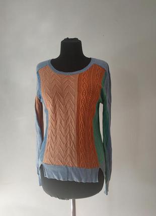 Ніжний светрик шовк/кашемір fine collection s розмір