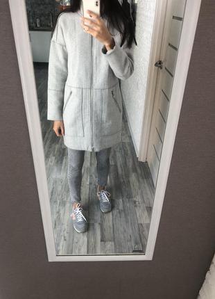 Пальто oversize reserved