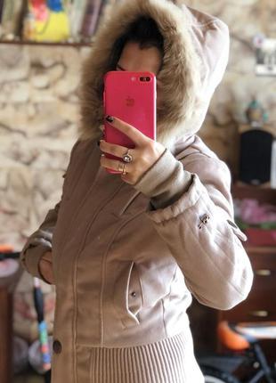 Куртка женская на холодную осень
