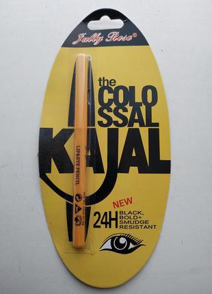 Механический карандаш для глаз черный
