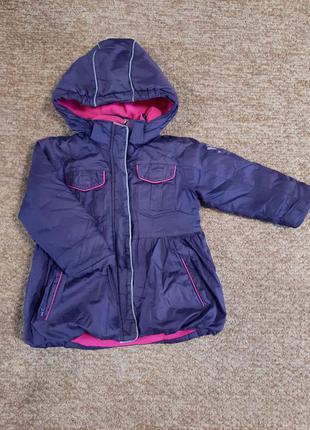 Куртка евро зима 3-4 года