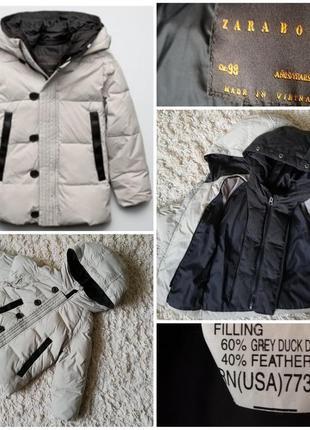 Куртка, пуховик для хлопчика 2-3роки
