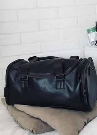 Сумка дорожня чемодан henson&henson
