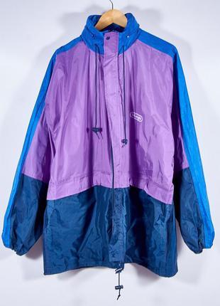 Лыжная куртка непромокаемая, мужская куртка демисезонная, яркая куртка мужская