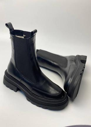 Женские высокие ботинки осень🍁 зима ❄️