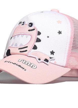 Прикольная детская кепка для девочки