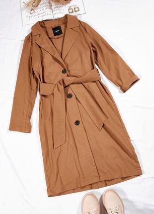 Женский тренч длинный, женское пальто осеннее, длинное пальто, длинный плащ