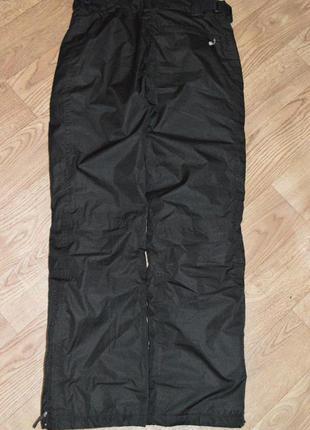Термобрюки лыжные штаны брюки iguana (германия)3 фото