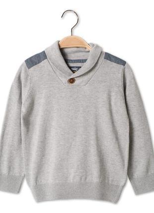 Фирменный пуловер c&a