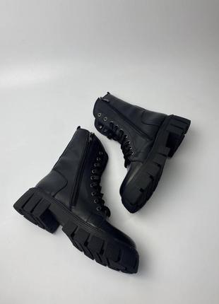 Женские высокие ботинки осень🍁зима❄️
