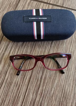 Стильные очки для зрения, оправа tommy hilfiger , модель th52 25438703