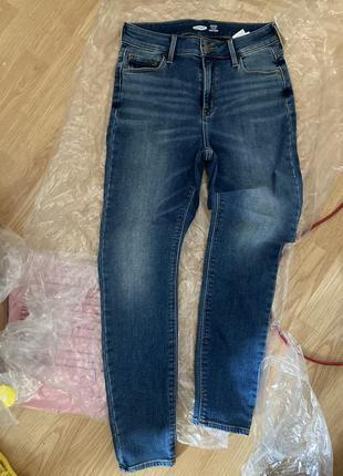 Утепленные джинсы gap old navy сша р.28-29