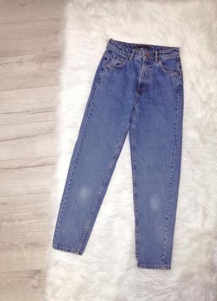 Джинсы джинси mom