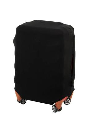 Чехол для чемодана wings fly bonro средний черный m