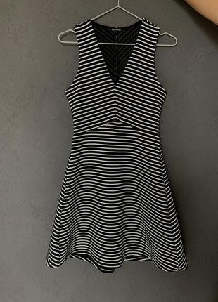 Классное платье boohoo