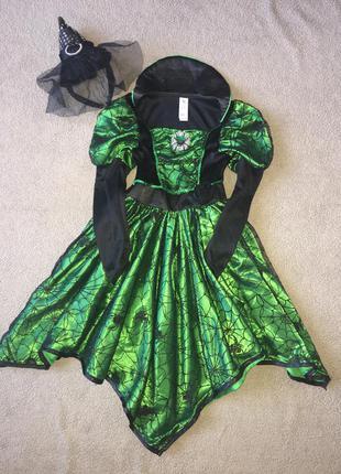 Тематическое платье на 7-8 лет