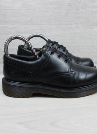 Кожаные туфли dr. martens оригинал англия, размер 34