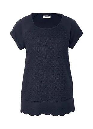 Футболка блуза размер 46-50 наш tchibo тсм