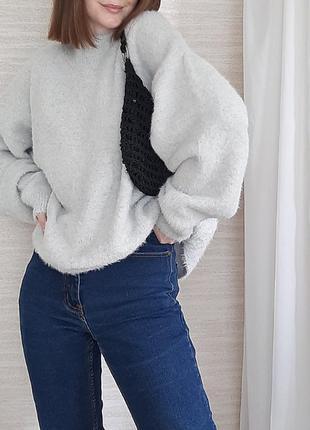 Очень мягенький свитерок оversize