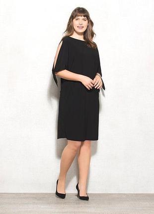 Лаконичное платье миди