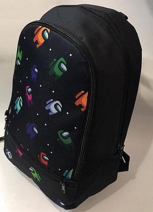 Among us рюкзак, школьный портфель эмонг аз